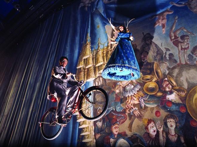 Cirque de Soleil chega a Curitiba: oportunidade de entretenimento e emprego   MRossi/Divulgação Time For Fun