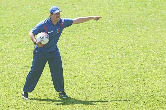 Dado Cavalcanti espera retomar o caminho da vitória com o Paraná | Antonio More / Gazeta do Povo
