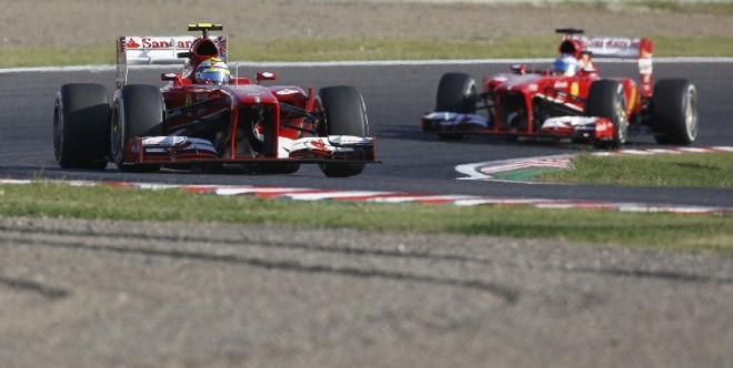 Após segurar Alonso, Massa cedeu passagem e estragou sua corrida na parada nos boxes  
