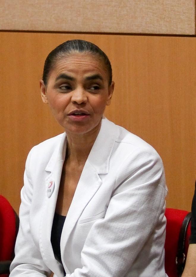 Marina comandou ontem a reunião em Brasília | Pedro Ladeira/Folhapress