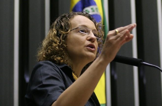 Luciana Genro, ex-deputada federal | Luis Alves/Agência Câmara