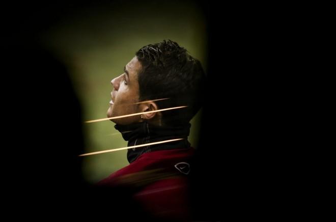Cristiano Ronaldo é a esperança de Portugal no duelo com a Suécia, de Ibrahimovic | Mario Cruz/ EFE