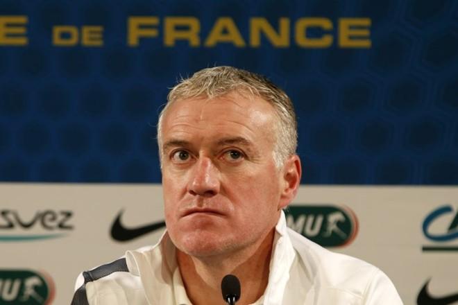 Didier Deschamps cobra criatividade para França garantir vaga na Copa | Reuters