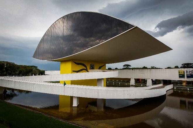 MON: exposições, venda de catálogos e congresso celebram 11 anos de atividades | Daniel Castellano/ Gazeta do Povo