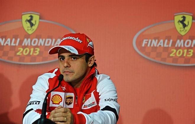 Em 2008, Felipe Massa por pouco não foi campeão mundial justamente no circuito de Interlagos | MAURIZIO DEGL INNOCENTI / EFE