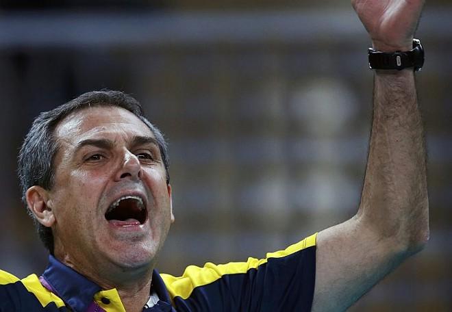 Sob o comando de José Roberto Guimarães, Brasil venceu as cinco competições que disputou em 2013   Ivan Alvarado / Reuters