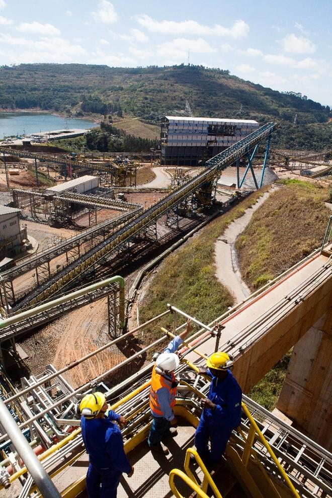 Setor de mineração avançou 0,3% em relevância no indicador | Divulgação/Vale