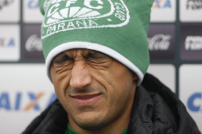 Robinho não joga mais pelo Coritiba em 2013 | Jonathan Campos / Gazeta do Povo