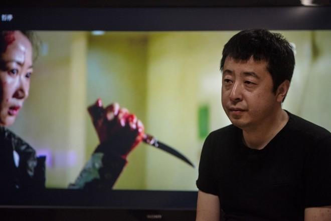 O diretor Zhangke diz que a sociedade chinesa nunca teve uma discussão ampla sobre o problema da violência | Gilles Sabrie/The New York Times
