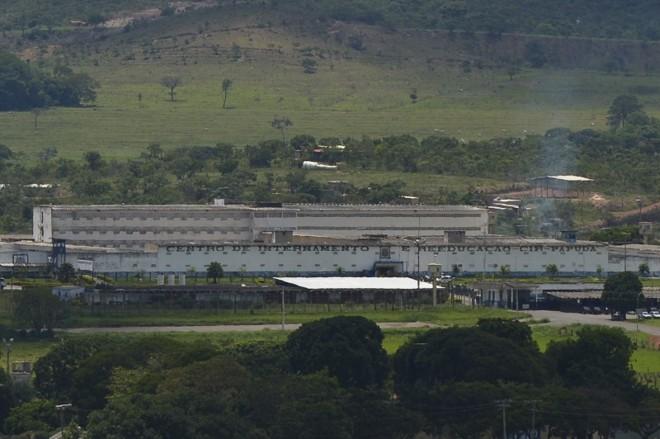 Complexo da Papuda, em Brasília, onde parte dos condenados do mensalão cumpre pena | Marcello Casal Jr/Agência Brasil