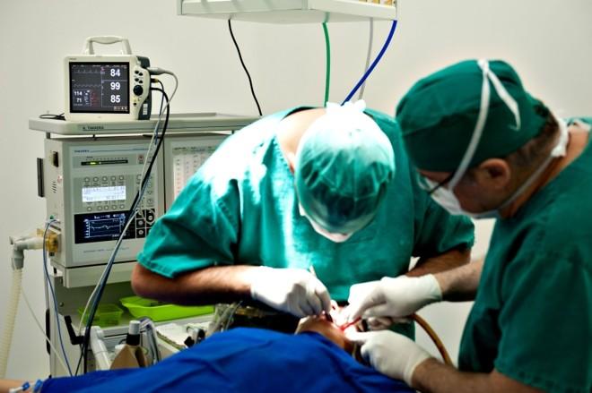 No Hospital Regional do Sudoeste, programa de odontologia atende pacientes que precisam de anestesia geral | Divulgação