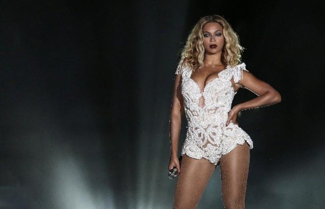 Beyoncé: corpo escultural, show impressionante | Ricardo Moraes/ Reuters