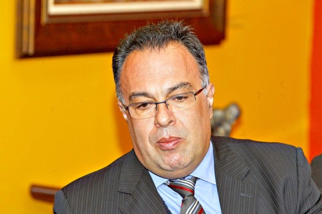 André Vargas (PT-PR), deputado federal, que quer se candidatar ao Senado se Osmar não concorrer | Antônio More/ Gazeta do Povo
