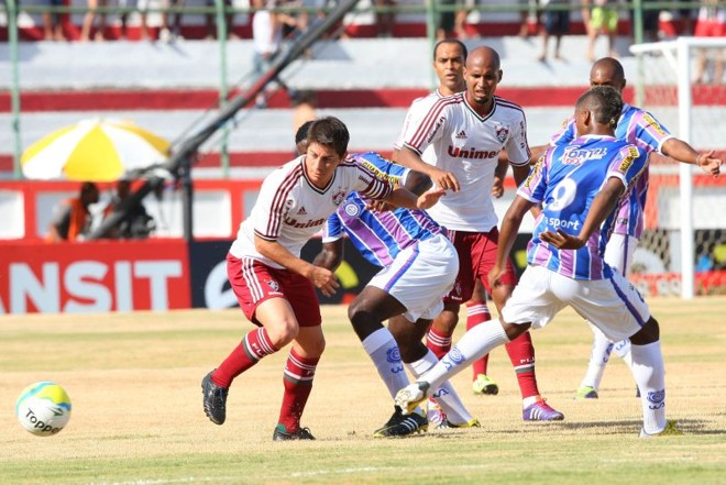 Conca voltou ao Fluminense com derrota no Campeonato Carioca | Agência Photocamera