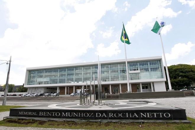 Palácio Iguaçu: embora tenham sido criadas mil gratificações, governo diz que haverá economia | Antônio More/ Gazeta do Povo
