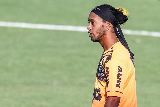 Ronaldinho: na mira do Besiktas   Bruno Cantini / Flickr Atlético-MG