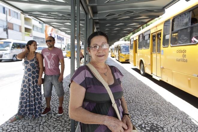 Terezinha da Silva, do Sintradom: principal dificuldade é garantir que hora de folga seja respeitada durante o trabalho | Daniel Castellano/ Gazeta do Povo