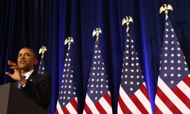 Presidente Barack Obama fez um longo discurso para anunciar reforma no sistema de monitoramento e criticar as denúncias sobre espionagem levadas a público por Edward Snowden | Kevin Lamarque/Reuters
