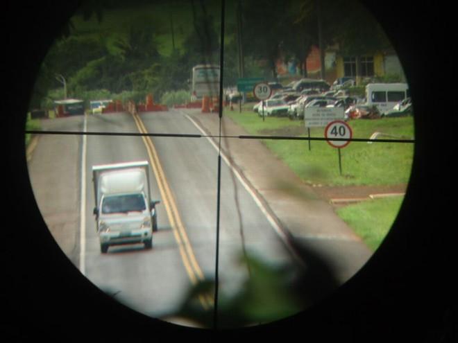 Polícia é vigiada 24 horas pelos cartéis do contrabando, que montam estratégias a partir das informações dos espiões | Reprodução: Polícia Rodoviária Federal