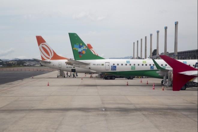 Agência Nacional de Aviação Civil (Anac), responsável por fiscalizar um dos setores campeões de reclamações, tem apenas 60% dos seus quadros preenchidos | Henry Milleo / Gazeta do Povo
