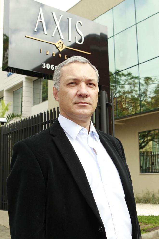 Milton Ribeiro, da Axis 21: negócios no segmento de luxo crescerem acima do esperado   Antônio More/Gazeta do Povo