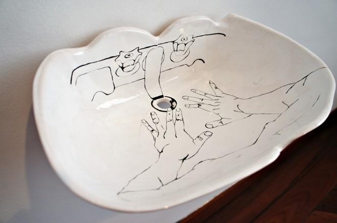 Obra de Regina Costacurta: diálogo com o desenho | Fabricio Vaz Nunes/Divulgação
