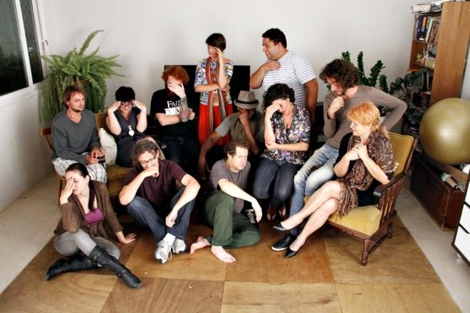 A nova trupe de professores: áreas afins e nada afins ao teatro | Elenize Dezgeniski/Divulgação