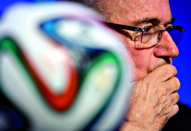 O presidente da Fifa Joseph Blatter está entre os cartolas que tiveram a folha de pagamento aumentada em até 81% entre 2008 e 2012.   Sergio Moraes/ Reuters