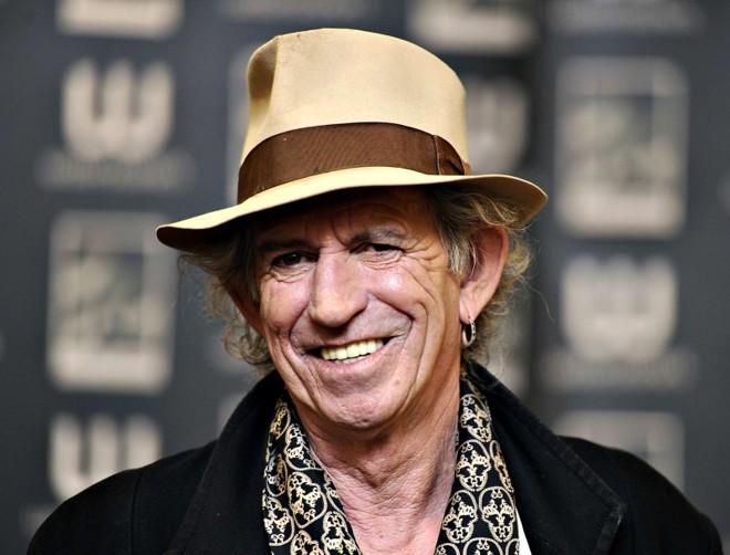 Richards: guitarrista narra seu encontro com a música | Paul Hackett/Reuters