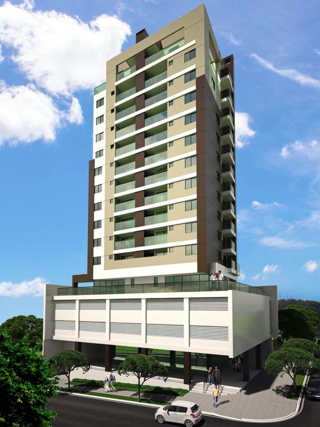 Edifício tem localização privilegiada e valores acessíveis | Divulgação