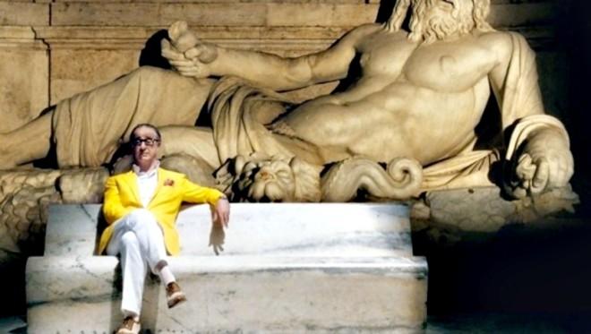 Em A Grande Beleza, Toni Servillo é Jep Gambardella, um jornalista em crise existencial | Divulgação