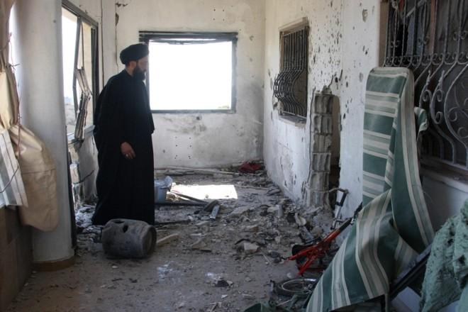 Ataques na área fronteiriça são frequentes | Karamallah Daher/Reuters