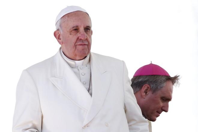 Papa Francisco participa de audiência-geral na Praça de São Pedro, em Roma | Reuters/Alessandro Bianchi