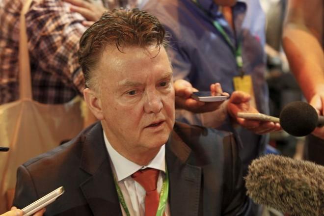 Técnico Louis van Gaal vai observar jogadores do futebol holandês em treinos a partir de quarta-feira | Hugo Harada / Gazeta do Povo