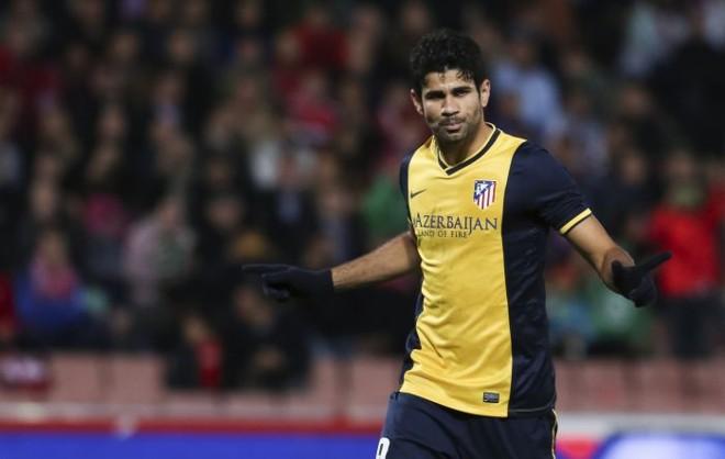 Em grande fase, Diego Costa teme que lesão o deixe fora até mesmo do Mundial, no próximo mês | Reuters