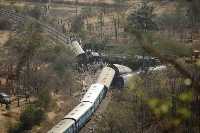 A Índia conta com a rede de ferrovia mais extensa do planeta | REUTERS/Stringer
