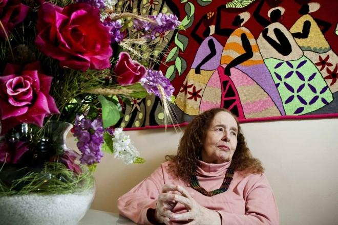 Rose Marie Muraro foi ícone do movimento feminista | Eduardo Knapp/Folhapress