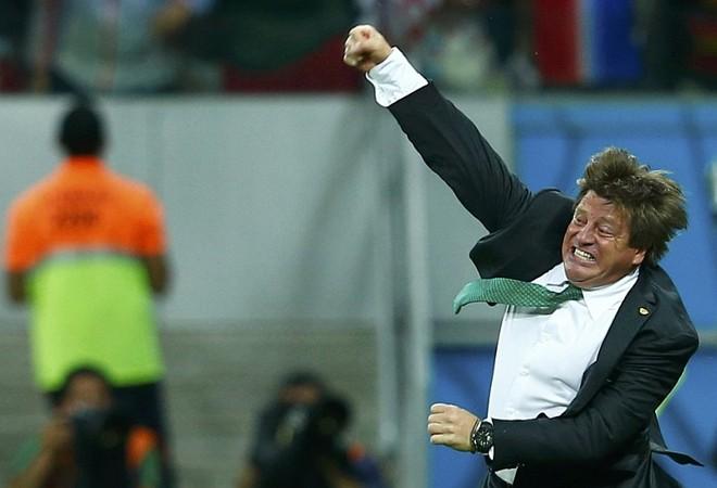 Miguel Herrera aposta em vitória mexicana sobre a Holanda | Reuters