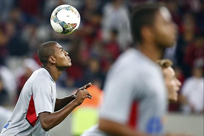 Marcelo está próximo de mudar do Atlético para o Corinthians | Felipe Rosa / Gazeta do Povo