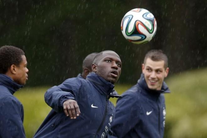 Além do aproveitamento da França, Sissoko está satisfeito com seu próprio rendimento na Copa | Reuters