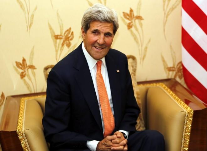 Kerry se reuniu com o ministro das Relações Exteriores do Iraque | EFE/Thaier Al-Sudani