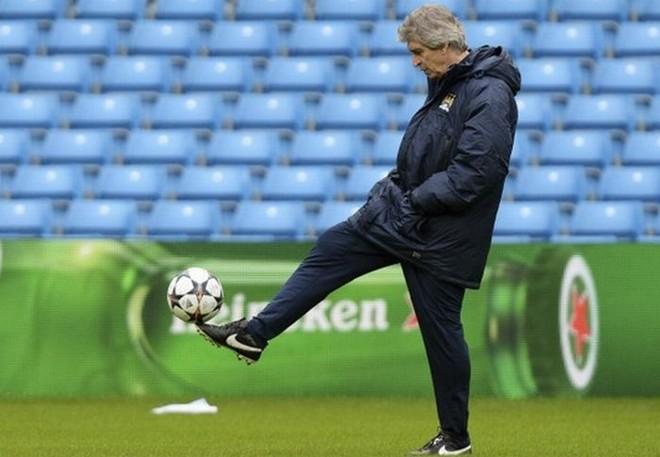 Manuel Pellegrini teria recusado proposta da CBF para cumprir contrato com o Manchester City | EFE