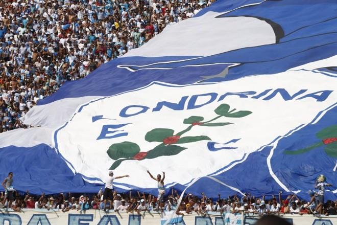 Londrina quer estádio cheio no jogo contra o Santos, na Copa do Brasil | Daniel Castellano / Gazeta do Povo