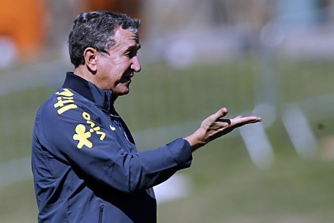 Parreira negou que ele e Felipão tenham agido com soberba ao sustentarem que o Brasil era favorito a conquistar o título da Copa | Albari Rosa / Gazeta do Povo