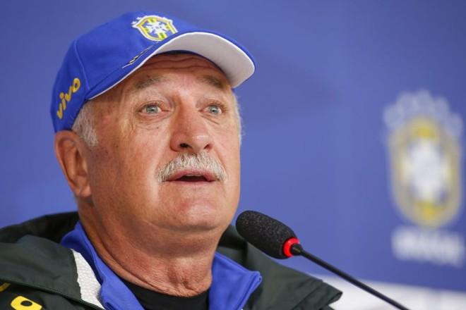 Felipão está de volta ao Grêmio | Hugo Harada / Gazeta do Povo