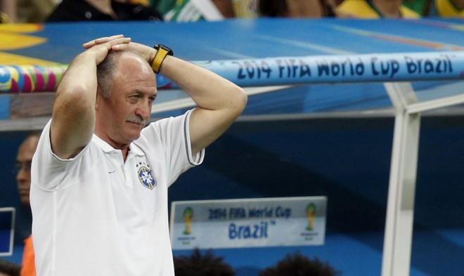 Felipão: 19 vitórias, seis empates e quatro derrotas | Ueslei Marcelino/Reuters