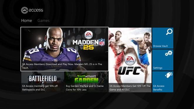 Assinantes terão acesso a downloads de games selecionados do catálogo da EA | Divulgação.