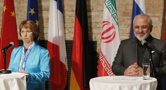 Catherine Ashton e Mohammed Zarif aumetam prazo para acordo nuclear | Leonhard Foeger/Reuters