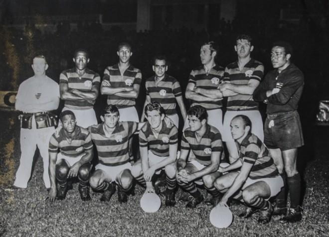 O Atlético de Bellini e Djalma, mas também de Amauri, o filho de dona Olga, a professora do Colégio Estadual Paula Gomes |