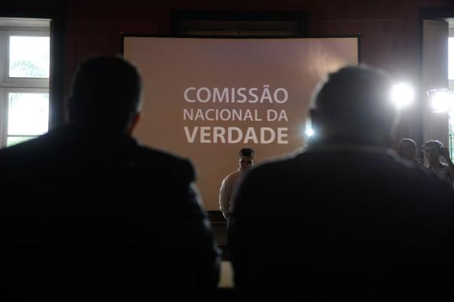 Militares permaneceram em silêncio durante depoimento à Comissão da Verdade | Tânia Rêgo/Agência Brasil